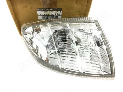 Đèn xi nhan ô tô Nissan Xtrial T30 (ko bóng)