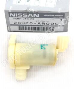 Mô tơ phun nước rửa kính Nissan Livina 10-15