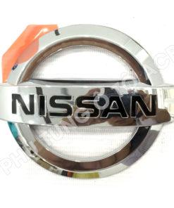 Biểu tượng (logo) ca lăng ô tô Nissan Livina L10