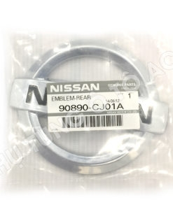 Biểu tượng logo Nissan cốp sau ô tô Livina