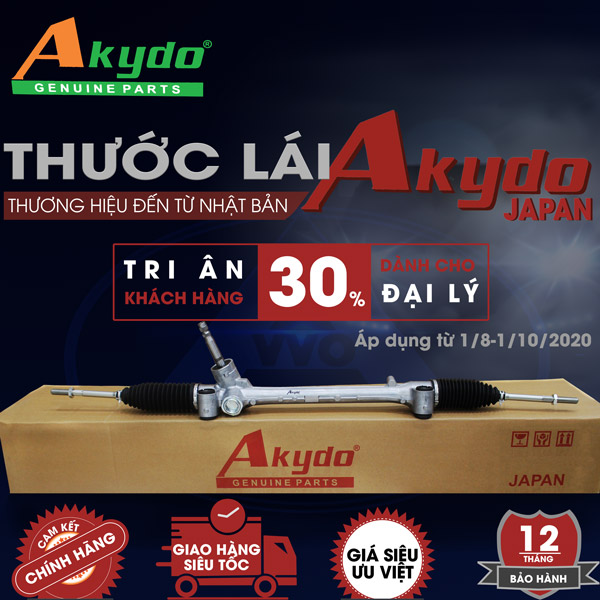 Thuoc Lai O To Akydo Japan Sale 30%