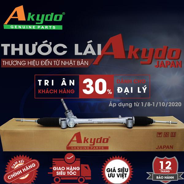 Thuoc Lai O To Akydo Japan Sale 30%